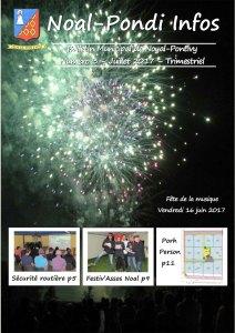Bulletin municipal ÉTÉ 2017