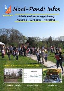 Bulletin municipal Avril 2017
