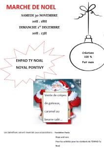 Marché de Noël de Ty Noal