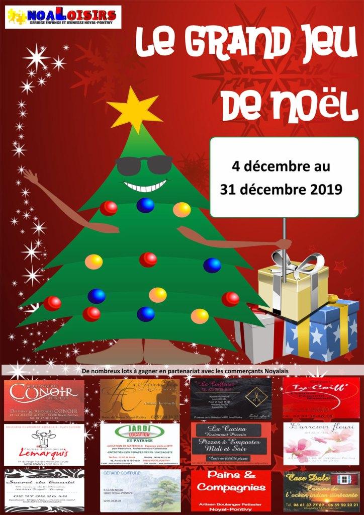 Grand Jeu de Noel