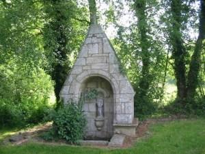 Fontaine de Sainte-Noyale