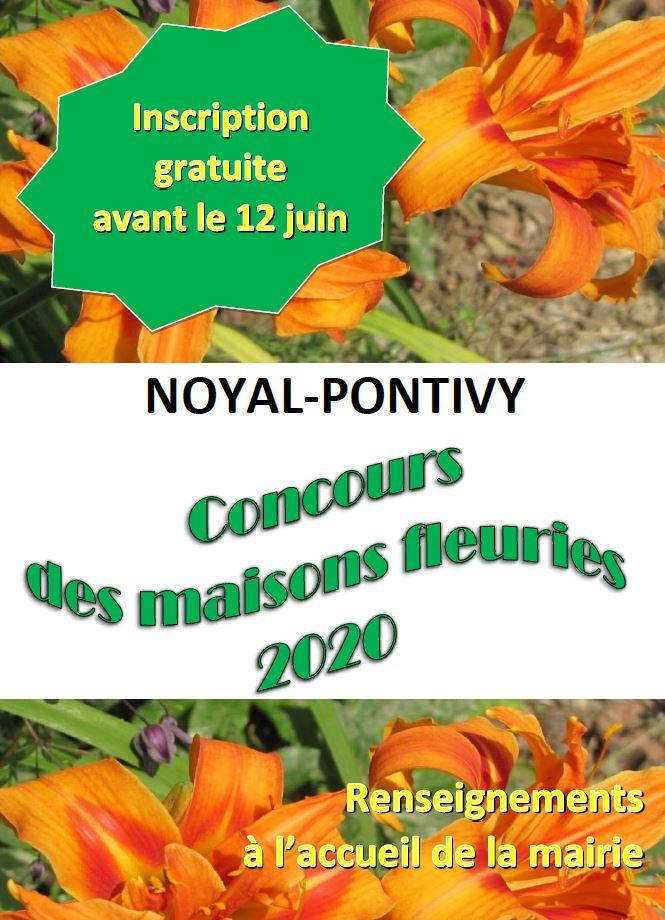 Concours des Maisons Fleuries 2020