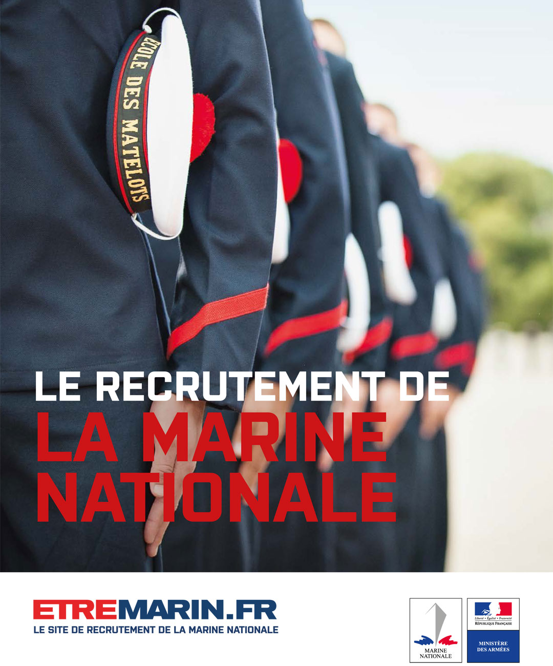 Recrutement Marine nationale