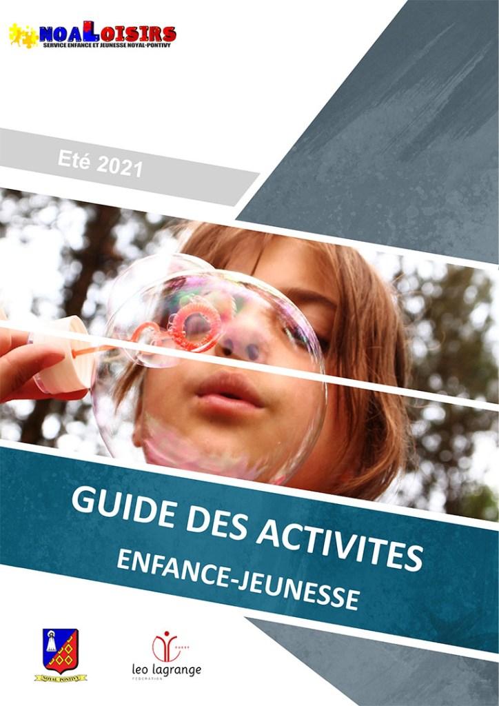 Brochure Guide des Activités Été 2021