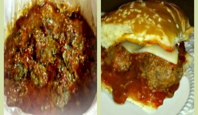 Crock Pot Meatball Hoagies