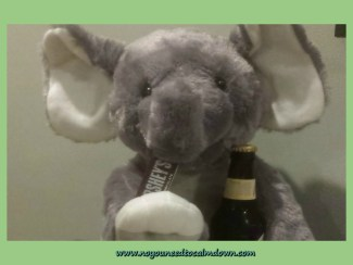 Elephant 4 – Doing it My Weigh