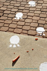 Easter Bunny Tracks – Make Your Own!