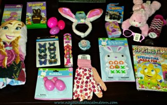 Low Candy Easter Basket
