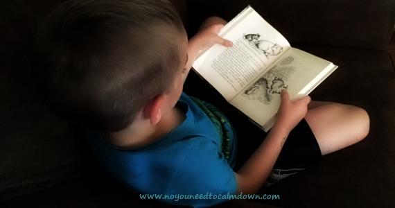Kids Reading List