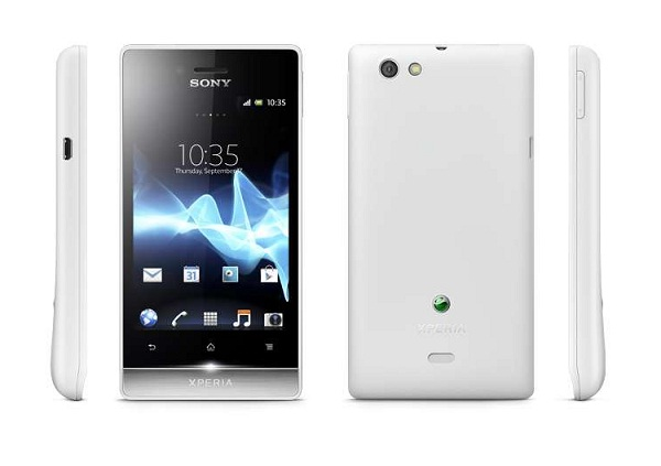 Sony Xperia Miro Price and Release Date, Coming this month ...