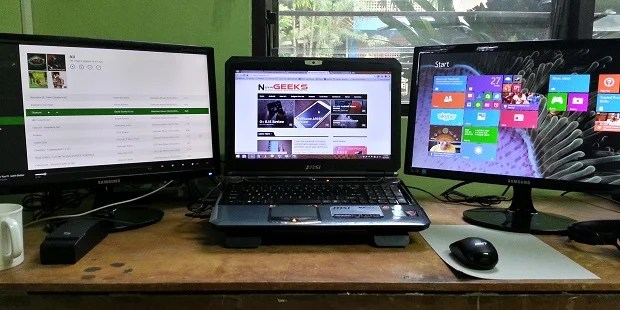 Productivity Boost: How to Add Multiple Displays to Your Laptop