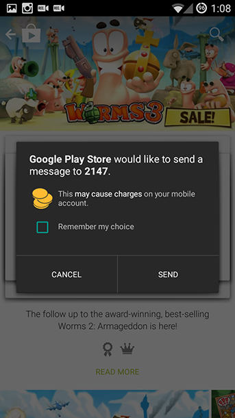 Tutorial on how to buy apps and games on Play Store using Globe
