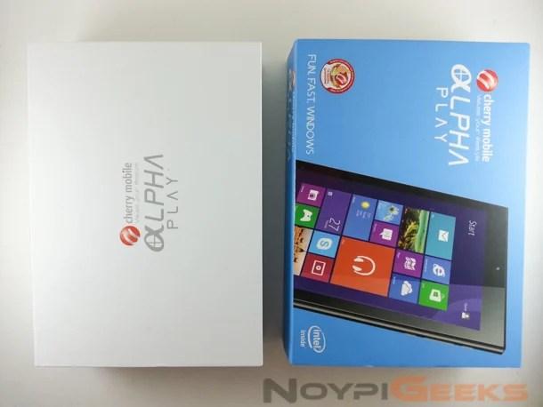 List Price Cherry Mobile Tablet