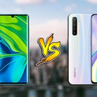 Xiaomi Mi Note 10 vs Realme XT: Specs Comparison