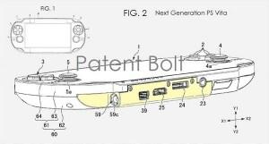 PS Vita HDMI Patent