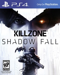 Killzone Shadowfall PS4 Cover