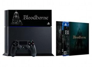 Bloodborne PS4 Black