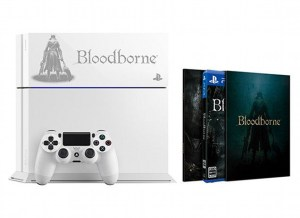 Bloodborne PS4 White