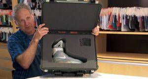 Marty McFLy Selflacing Nike