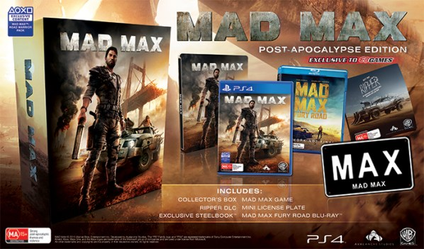 Mad Max CE
