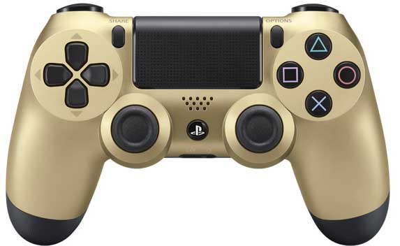 PS DS4 Colours EU #2