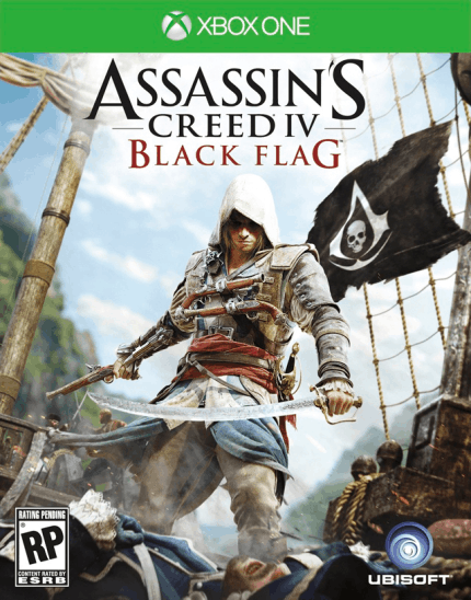 Jogo Assassin's Creed IV Xbox One NP4Game