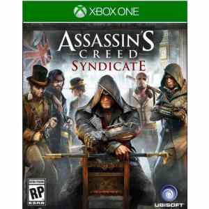 Jogo Assassin's Creed Syndicate Xbox one