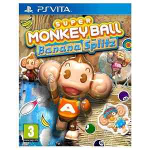 Jogo Monkey Ball PS Vita NP4Game