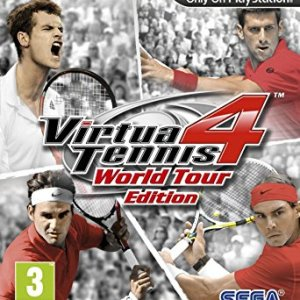 Jogo Virtua Tennis 4 PS Vita NP4Game