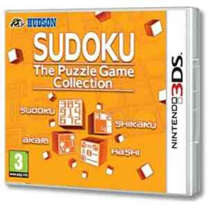 Jogo The Puzzle Game Collection 3DS