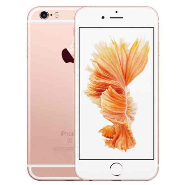 iPhone 6S 16GB Rosa Seminovo