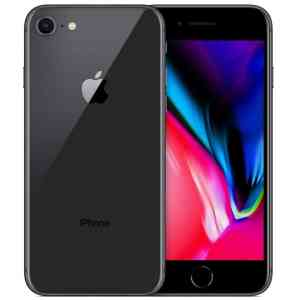 iPhone 8 64GB Cinzento Seminovo (Grade A)