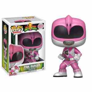 Funko Pop Pink Ranger - Power Rangers