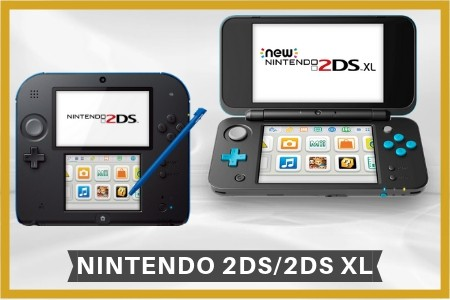 NINTENDO 2DS:2DS XL