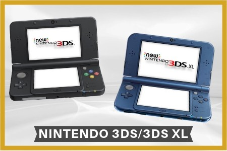 NINTENDO 3DS:3DS XL