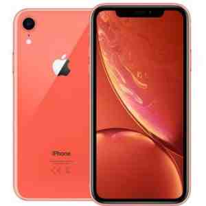 iPhone XR 64GB Coral Seminovo (Grade A)