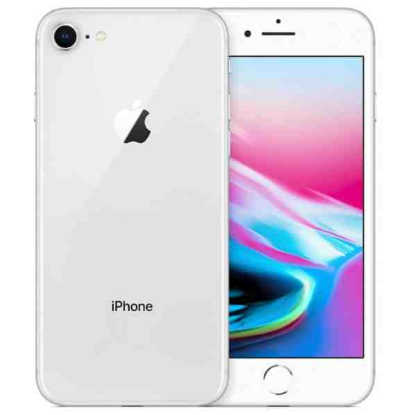 iPhone 8 64GB Prateado Seminovo (Grade A) np4game