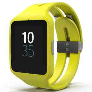 Sony Smart Watch 3 Verde Seminovo