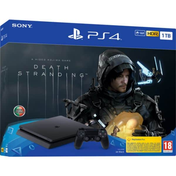 Consola Sony PlayStation 4 PS4 1TB + Death Stranding