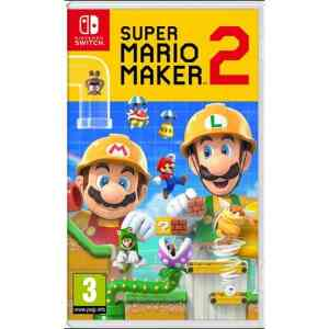 Jogo Super Mario Maker 2 Nintendo Switch