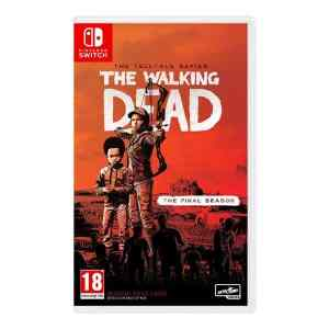 Jogo The Walking Dead- The Final Season Nintendo Switch Seminovo