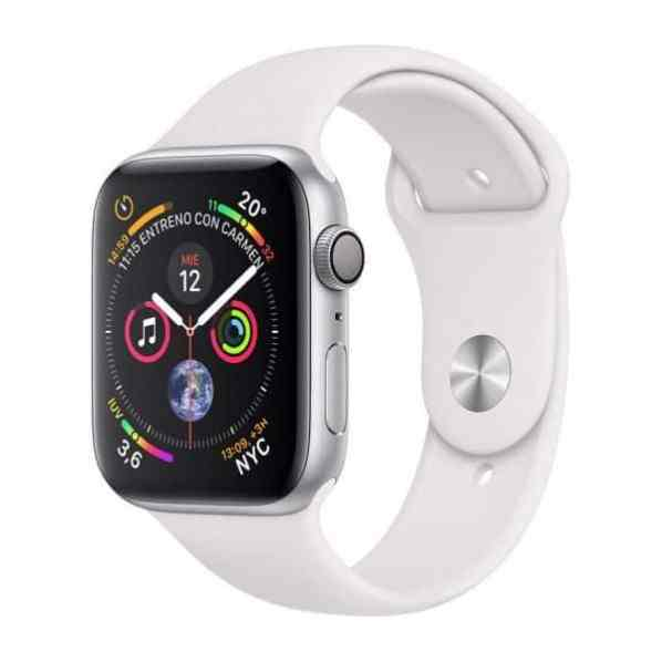 Apple Watch Series 4 GPS 40mm Silver