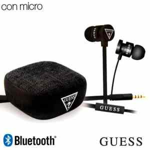 Guess Bundle Pack: Auriculares + Coluna Bluetooth