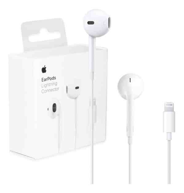 Auriculares Lightning Apple Original