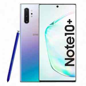 Samsung Galaxy Note 10 PLUS 12GB 256GB Prateado Seminovo (Grade A)