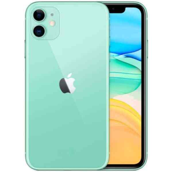 iPhone 11 64GB Verde Seminovo (Grade A)