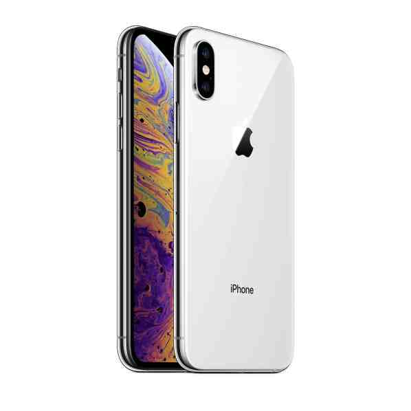 iPhone XS 64GB Prateado Seminovo (Grade A)