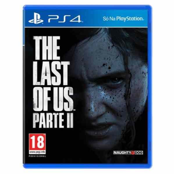 Jogo The Last of Us Parte II PS4