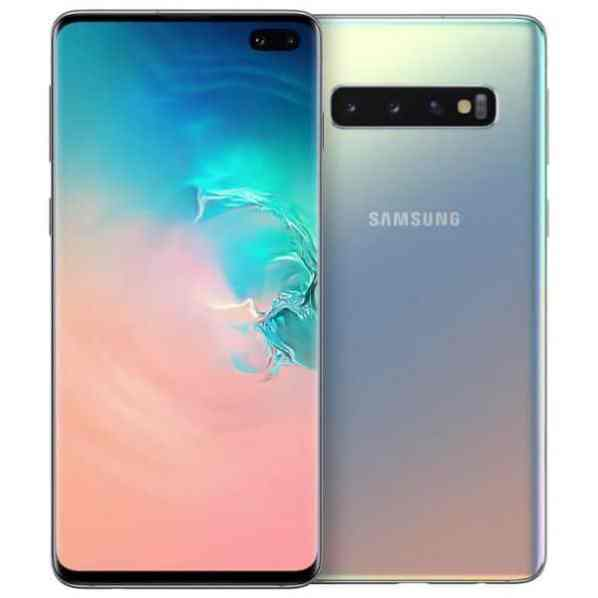Samsung Galaxy S10 Plus 128GB Prism Silver Seminovo
