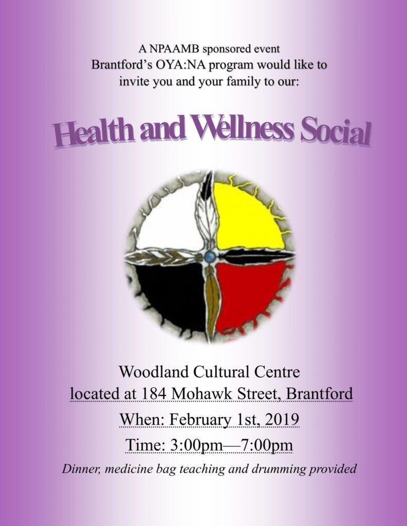 Health and Wellness Social